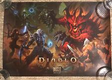 Blizzcon 2017 Diablo poster