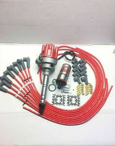 Chevy GM Chevrolet V8 Electronic Distributor Up-Grade suit SBC / BBC Dizzy, Coil