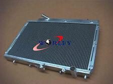 FIT MAZDA FAMILIA GTX / 323/PROTEGE LX 1.8L BP 1989-1994 90 91 Aluminum Radiator