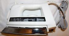 Rowenta Professional Inox Vertical Steam Iron Germany DE-831 1200W