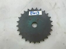 "Browning 4"" Plate Roller Chain Sprocket 5/8"" Shaft Bore 40A25 (New)"
