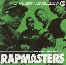 Rapmasters: From Tha Priority Vaults Vol 2 New Sealed O.O.P. CD