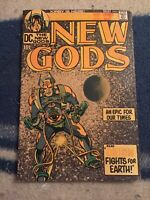 NEW GODS #1 1st ORION Jack Kirby 4th World Movie Coming [DC, 1971]