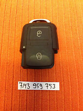 VW SHARAN SEAT ALHAMBRA FORD GALAXY  2 Buttons Remote Key Fob 7M3959753 /F