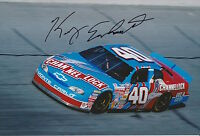 Kerry Earnhardt Hand Signed Nascar 12x8 Photo.