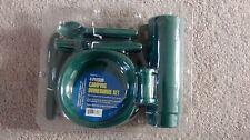 4 Person Campware/Pinic - 26 piece Green plastic set