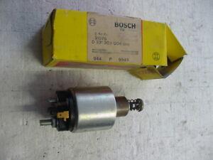 Bosch Four 4 Point Terminal Starter Solenoid
