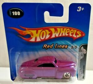 MATTEL HOT WHEELS RED LINES - TAIL DRAGGER - G6827 - SEALED BLISTER PACK