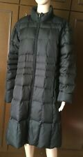 Down coat HOX Women black color, size XXL /corresponds to size 50/ Piumino Donna