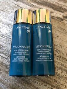 2 X Lancome Visionnaire Advanced Skin Corrector 7 ML Each