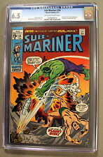 Sub-Mariner #34 Silver Surfer Hulk DEFENDERS Prelude 1971 Netflix TV CGC FN+ 6.5