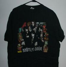 Motley Crue vintage 2005 tour t shirt Xl