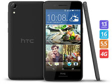 Neuf HTC Desire 728 Dual-Sim 16GB 4G LTE 12MP 16GB 2GB Ram Déverrouillé Noir Gb