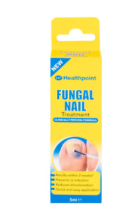 Healthpoint 5ml Fungal Nail Treatment Toe Nail Fungus Infection Foot Care