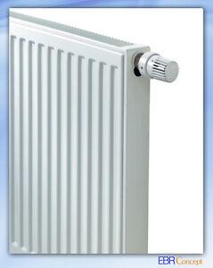 Radiateur Intégré Type 33 - Hauteur 400mm pour le chauffage central