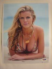 Brooklyn Decker Signed Amazing 8x10 Swimsuit Photo - PSA - Sports Illustrated