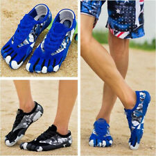 New Men Camo Rubber Sport Finger Shoes Toes Barefoot Outdoor Trainers Yoga shoes
