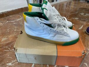 Medio Discurso crisantemo  Zapatillas deportivas de mujer blancos Nike Blazer   Compra online en eBay