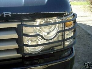 Land Rover OEM Range Rover L322 2003-2005 Genuine Front Lamp Guards Brand New