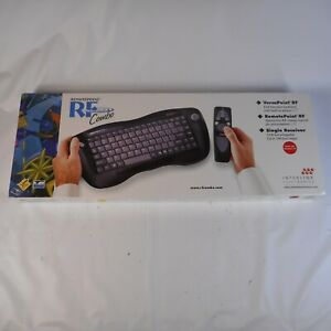New Sealed Remotepoint RF Combo Keyboard and RF Remote Control