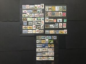 Spain Stamps Collection Used