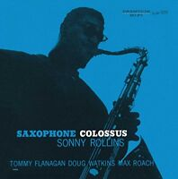 Sonny Rollins - Saxophone Colossus [CD]