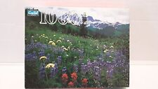 """GUILD PUZZLE SEALED 1000 1999 C4710 20"""" X27"""" 100O PIECES NEW MOUNTAIN NATURE"""