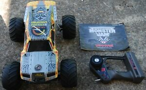 "Traxxas ""Maximum Destruction"" Monster Jam 1/10 Scale 2WD Monster Truck"