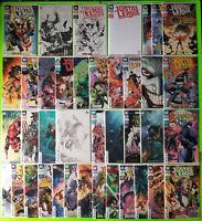 Justice League (Vol.4) #1-38 First Prints - Variants - Scott Snyder - Jim Lee DC
