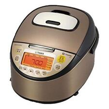 TIGER IH Rice Cooker 1.8 L (10 CUP) 220V JKT-W18W Specification From JAPAN