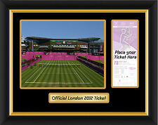 London 2012 Olympics Ticket Display Photo Frames Complete Range Of 8 Designs