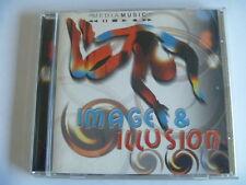 MEDIA MUSIC IMAGE & ILLUSION  RARE LIBRARY SOUNDS CD