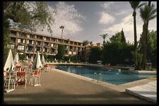 229072 La Mamounia Hotel Pool Marrakesh A4 Photo Print