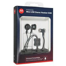 Motorola 89169N S262 MiniUSB Stereo Headset for MOTORAZR V3 V3xx MAXX V6 V360