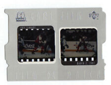 97-98 Upper Deck McDonalds Eric Lindros Game Film #F4 Mint