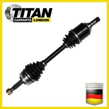 Vauxhall Corsa C F08 F 68 1.0 Driveshaft Left Side Near Side CV Joint Brand New