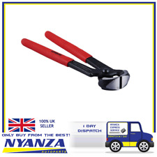 """TOOLZONE  200MM / 8"""" PINCER STRONG CHROME CONSTRUCTION"""