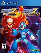 Mega Man x Legacy Collection 1+2 - Sony Playstation 4