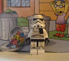 Star Wars lego minifigure SANDTROOPER 75052 - no pauldron - sand storm clone