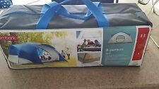 Embark Insta-Up 8 Person Tent 14' X 8' x 6.5' Ceiling