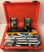 Vntage Fisher Price Construx StarForce Command #587 +Phantom Assault #6210+ Case
