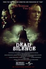 """Dead Silence Movie Poster 18"""" x 28"""" ID:1"""