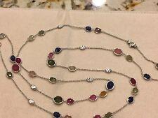 Marco Bicego Siviglia Sapphire Necklace 36