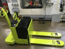 Electric Pallet Jack 6000LB Clark w/ Battery Charger