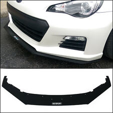 DevSport Front Bumper Chin Lip Splitter Blade (Subaru BRZ / Scion FRS) Diffuser