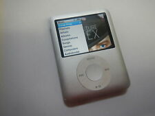 Apple iPod Nano 4GB silver - 3rd Generation