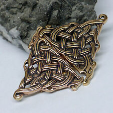 Gewandhaken Schließe Bronze Wikinger Slaven Rus Drachen Verschluss Klappenrock