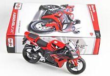 Maisto 1:12 Honda CBR1000RR Assemble DIY Motorcycle Bike Model Toy Red New
