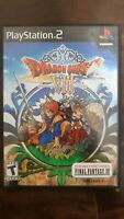 Dragon Quest VIII Journey Of The Cursed King (Playstation 2 PS2, 2005) Complete