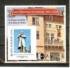 BLOC CNEP N° 83 LOUIS PASTEUR SALON DE PRINTEMPS DOLE  2020